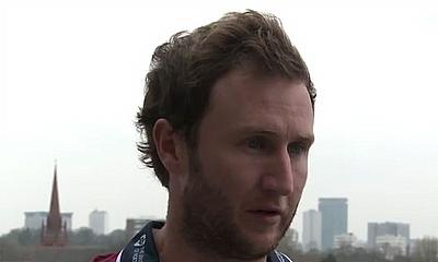 Northamptonshire captain Alex Wakely