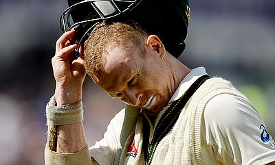 Disappointing day for us - Chris Rogers