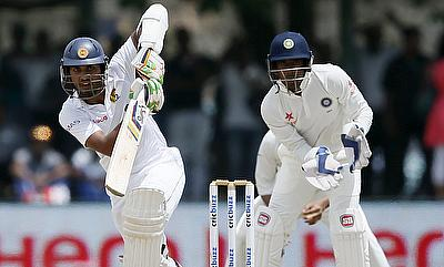 Credit goes to the Indian bowlers - Dinesh Chandimal