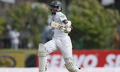 Dinesh Chandimal is our Player Of The Week