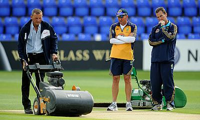 Cardiff pitch curator sacked ahead of England-Australia T20I