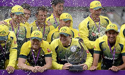Bowlers guide Australia to series victory