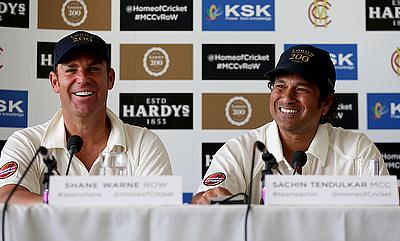 Tendulkar and Warne to play T20 cricket in USA