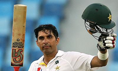 Misbah happy with batting performance after win in Dubai