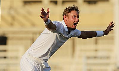 Hoping for good second day - Stuart Broad