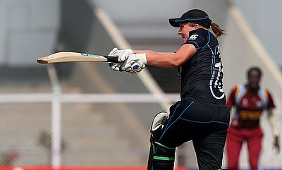 Rachel Priests's second century of the series put New Zealand on course for a massive win
