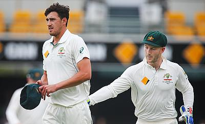 Mitchell Starc handed fine for breaching ICC Code Of Conduct