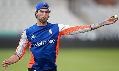 England will be hoping for wickets from Reece Topley with the new ball again.
