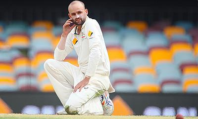 Spinners have advantage with pink ball - Nathan Lyon