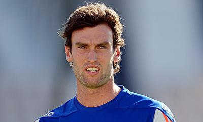Reece Topley pleased with his performances