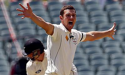 Josh Hazlewood confident of stepping up for Mitchell Starc