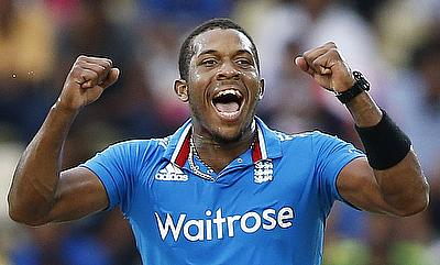 Jordan seals dramatic super-over victory for England