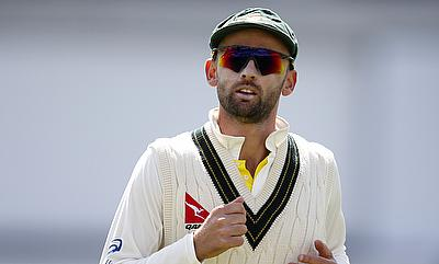 Nathan Lyon took 10 wickets in the three Tests against New Zealand in the recently concluded Trans-Tasman trophy.