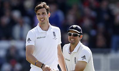 Expecting Steven Finn to return soon - Alastair Cook