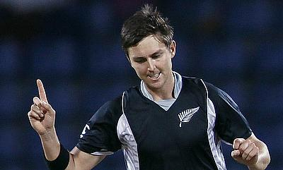 New Zealand rest Trent Boult for three ODIs against Sri Lanka
