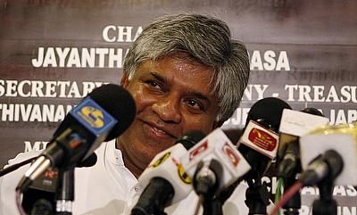 Thilanga Sumathipala elected as president of SLC
