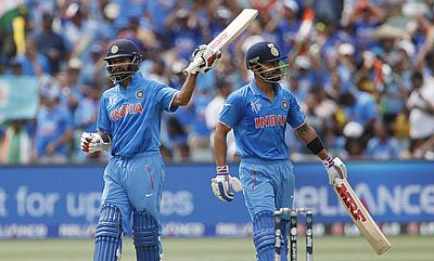 Kohli, Dhawan heroics set up big win for India in tour game