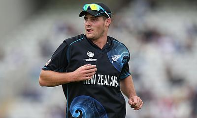 Mitchell McClenaghan to miss Napier ODI
