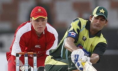 James Atkinson (left) misses out on the selection for Asia Cup qualifiers.