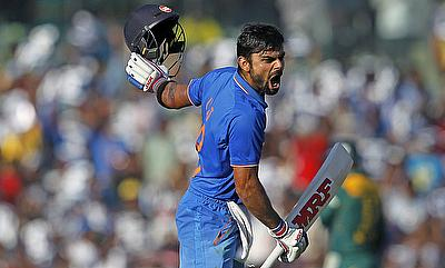 Cricket World Player of the Week - Virat Kohli