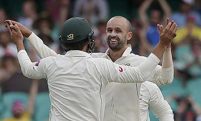 Australia complete innings victory to take 1-0 lead