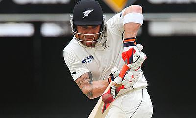 McCullum leads New Zealand charge with fastest Test century