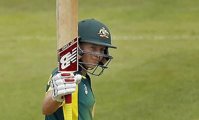 Lanning's consecutive ODI century wraps up Rose Bowl series for Australia