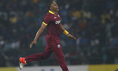 Bravo's all-round show gives West Indies win over Zimbabwe