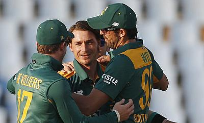 Fit again Steyn desperate to do well says Russell Domingo