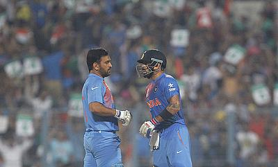 MS Dhoni lauds Virat Kohli's approach after victory against Pakistan