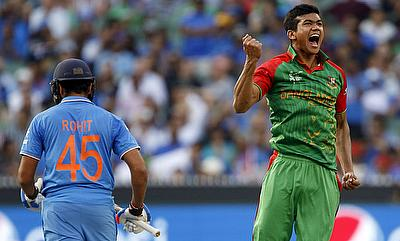 BCB lodges appeal over Taskin Ahmed suspension
