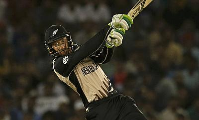 Martin Guptill's knock of 80 came in just 48 deliveries.