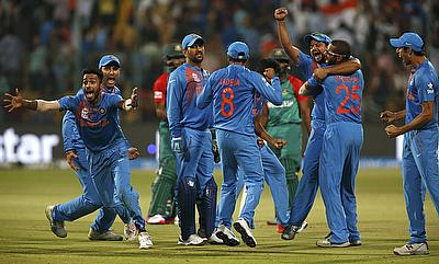 Bangladesh succumb to pressure as India sneak home in a last-ball thriller