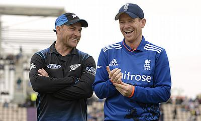 We tried to emulate Australia and New Zealand - Eoin Morgan