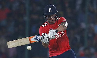 Jason Roy was in outstanding form for England against New Zealand