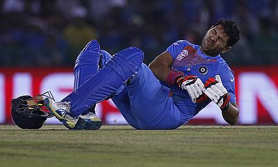 Yuvraj Singh ruled out of IPL for two weeks