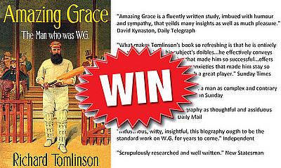 Win a copy of 'Amazing Grace'