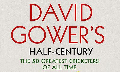 David Gower's Half-Century - The 50 Greatest Cricketers Of All Time