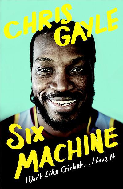 Chris Gayle - Six Machine