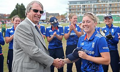 Heather Knight named as England Women's captain