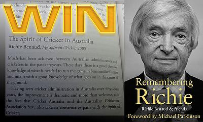 Win a copy of 'Remembering Richie'