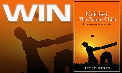Win a copy of 'Cricket: The Game Of Life'