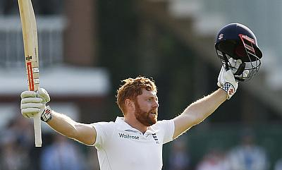 Jonny Bairstow has been in prolific form for England in 2016.