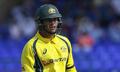 Usman Khawaja scored 98 runs on a losing cause in the game against West Indies in St Kitts.