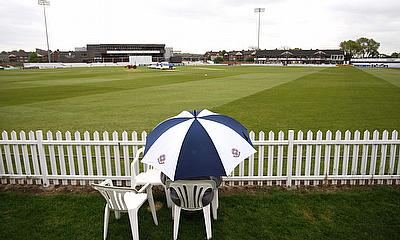 There was no play possible on day one at Derby, where Derbyshire were due to host Worcestershire