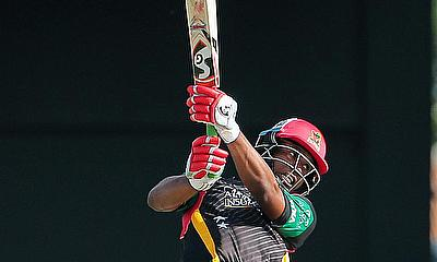 Evin Lewis has been in good form for St Kitts & Nevis Patriots