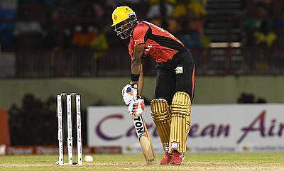 Dwayne Bravo scored an eight-ball 25 and also picked two wickets.