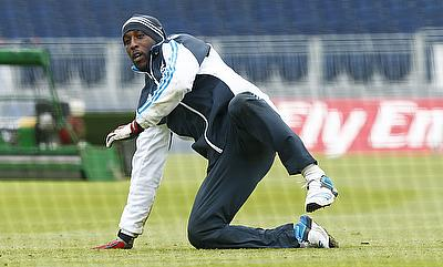 Michael Carberry has scored 411 runs for Hampshire including a fifty and a century