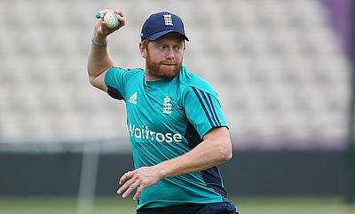 Jonny Bairstow needs 152 more runs to surpass Matt Prior's record of most Test runs by an England wicket-keeper in a calendar year.