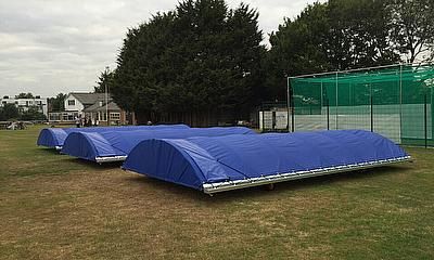 Walthamstow CC, a good example of a club using Durant Cricket equipment to provide their players with excellent facilities